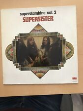 SUPERSISTER-Same GREAT PROG ALA SOFT MACHINE WITH NON ALBUM she Was Naked EX-
