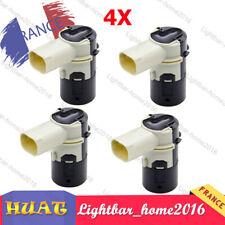 4X Capteur PDC Radar De Recul Pour Citroen C4 Peugeot 207 = 9652965177 neuf