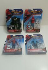 NEW Spider-Man: Homecoming Spider-Man action figure set of 4