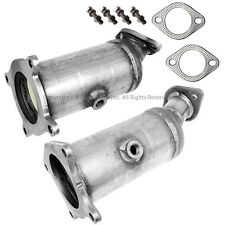 2009-2013 MAZDA 6 V6-3.7L Manifold Catalytic Converters 2 PIECES PAIR