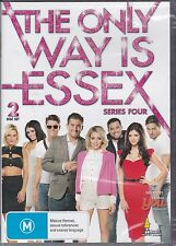 THE ONLY WAY IS ESSEX - SERIES FOUR  - 2 DVD'S