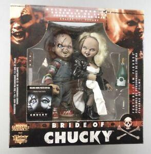 Chucky, die Mörderpuppe und seine Braut Tiffany - !!! RARITÄT !!!