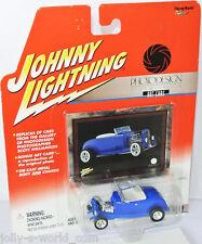 Photodesign - 1932 FORD HIBOY - blue - 1:64 Johnny Lightning