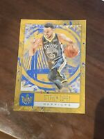 2018-19 Court Kings STEPHEN CURRY Warriors BASE #37