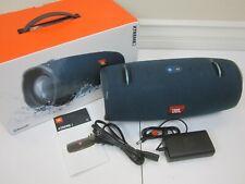 JBL Xtreme 2 Portable Bluetooth Speaker - Ocean Blue (Excellent Condition)
