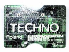 Roland TECHNO Collection ExpansionBoard SR JV80-11 JV1080 JV2080 XV5080 + GEWÄHR