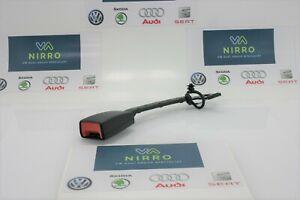 VW GOLF MK7 4 DOOR PASSENGER LEFT FRONT SEAT BELT BUCKLE 2013 TO 2020 5G4857755B