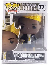 Funko Pop Rocks The Notorious B.I.G With Crown #77