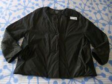 "NWT OSKA ""Horda"" Taffeta Look/Lightly Padded Jacket - size 3 14/16UK RRP£329.00"