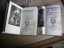 le chateau de la voliere ou miss spencer et h.seymour 1824 librousky 2  tomes