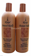 2 x Rinju Beaute Reelle Body & Hand Cream With Shea Butter