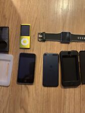 New listing Two Ipod Touch's, One iPod, And One Apple Watch, All Used In Great Condition!