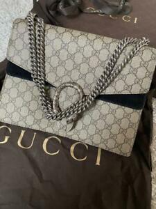 GUCCI DIONYSUS SUPREME MEDIUM SHOULDER BAG