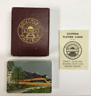 Vintage SOUTHERN PACIFIC LINES Railroad Photo Cards Deck Sealed California Route