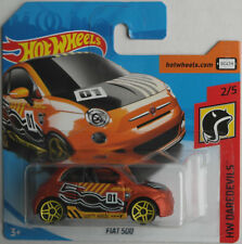 Hot Wheels - Fiat 500 satinkupfer Neu/OVP
