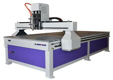 New Upgraded 3KW 4ftx8ft CNC Router 3D Engraver Miller,Signs Engraving Cutting
