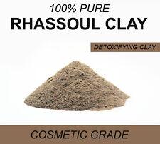 Rhassoul Clay Powder (Moroccan Lava Clay), 6oz, Detoxifying