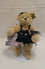 "Annette Funicello 7"" Ballerina Bear Trina Fully Jointed"