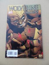Wolverine Origins 11 . Marvel 2007 . VF