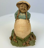 "1985 Retired ""DEBBIE"" Tom Clark Signed Gnome #72 - 4.5"" x 3"" Cairn Studios"