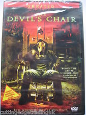The Devil's Chair [DVD, 2009] Nordic Packaging NEW SEALED Region 2 PAL