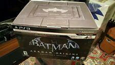 Batman Arkham Origins Collector's Edition Ps3