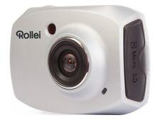 Rollei Actioncam Racy Full HD, silber (Action-, Sport- und Helmkamera)