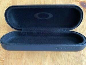 Oakley Brillenetui schwarz ca. 16,5 cm lang
