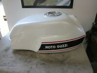 2009  Moto Guzzi V7 Gas Fuel Tank with Fuel Pump
