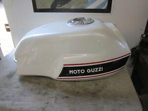 2009  Moto Guzzi V7 Gas Fuel Tank with Fuel Pump