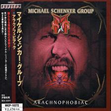 Michael Schenker - Arachophobic [New CD] Japan - Import