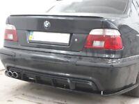 BMW E39 M5 HECKSPOILER BUMPER LIPPE HAM-Design + Einbausatz