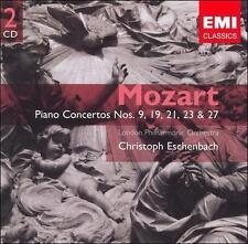 MOZART: PIANO CONCERTOS NOS. 9, 19, 21, 23 & 27 (NEW CD)