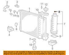 BMW OEM 96-99 318ti 1.9L-L4 Radiator-Expansion Tank Gasket 17111712966