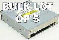 5 x Samsung DVD/CD Burner/Writer Drive PC/Desktop 5.25 SATA TS-H653 *BULK LOT*