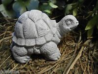 Latex looking right turtle mold plaster mold cement mold mould