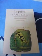 La palma e il tamarisco Simonetta Ponchia