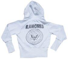 GENIAL Amplified Ramones Hey Ho let's go rock star Vintage Con Capucha
