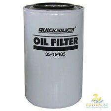 Quicksilver-Filtro De Aceite-Mercruiser Diesel-número de pieza 35-19485