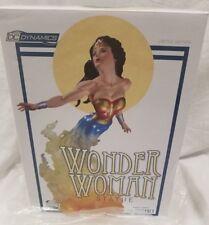 DC DIRECT MIB! DYNAMICS: WONDER WOMAN STATUE Lmtd 2500 Justice League Maquette .