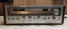 SERVICED PIONEER SX-680 RECEIVER, RECAPPED, NEW LED LIGHTS, DEMO OF INSIDE