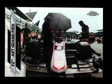 2020 TOPPS CHROME F1 FORMULA 1 REFRACTOR #103 F2 ART GRAND PRIX