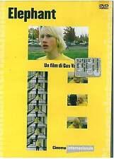 Elephant un film di Gus Van Sant DVD