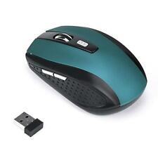 2017 Optical 2.4GHz Wireless Gaming Mouse USB Receiver Pro Gamer For PC Laptop