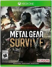 Metal Gear Survive (XBOX ONE) ** NEW ** Free Shipping