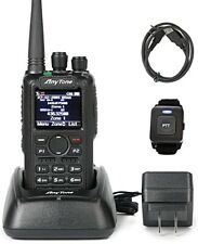 LATEST '21 MODEL AnyTone AT-D878UVII Plus GPS DMR Analog UHF VHF Bluetooth Radio