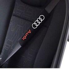 Coppia Copri Cintura di Sicurezza AUDI S LINE A1 A3 A4 A5 A6 A7 Q5 Q3 Q7 TT RS