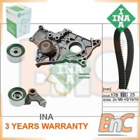INA WATER PUMP & TIMING BELT KIT FOR TOYOTA OEM 530042230 13568-27010