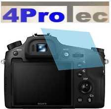 2x Gehärtete Displayschutzfolie CC für Sony Cyber-shot DSC-RX10 III Displayfolie