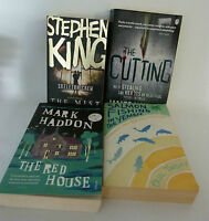 Mixed Paperbacks x 4 Books selection FOUR Titles in total Ideal Holiday Reads